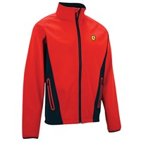 Ferrari Scuderia Softshell jacket -Red