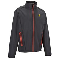 Ferrari Scuderia Softshell jacket -Black