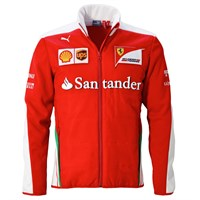 Scuderia Ferrari 2016 Team Softshell jacket