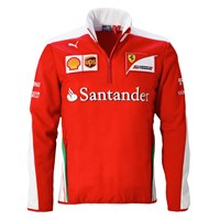 Scuderia Ferrari 2016 Half Zip fleece