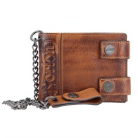 Norton Tan leather wallet