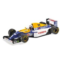 Signed Williams FW15 - World Champion 1993 - #2 A. Prost 1:18