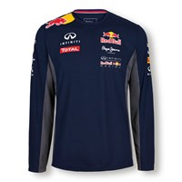 Red Bull 2015 Long Sleeve Functional top