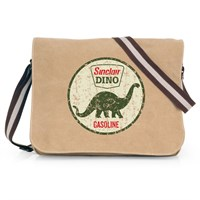 Retro Legends Sinclair Dino Gasoline bag