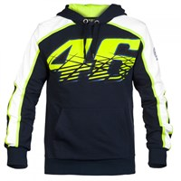 VR46 2016 46 Hooded fleece