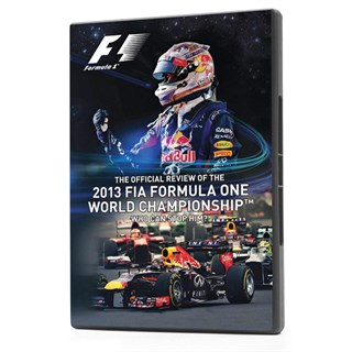 FIA Formula One 2013 Official Review DVD