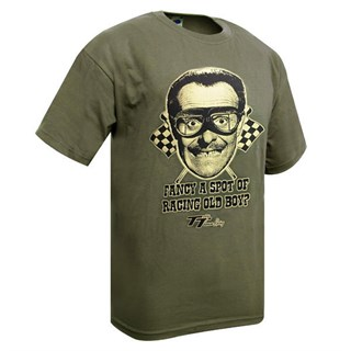 SoCal Terry Thomas T-shirt olive