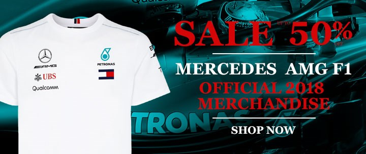 2018 Mercedes teamwear Sale