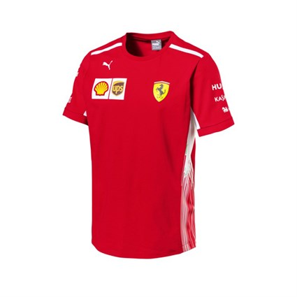 2018 Ferrari Team T-Shirt