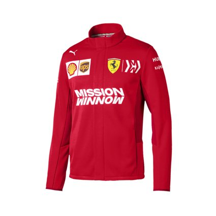 Scuderia Ferrari 2019 team softshell jacket