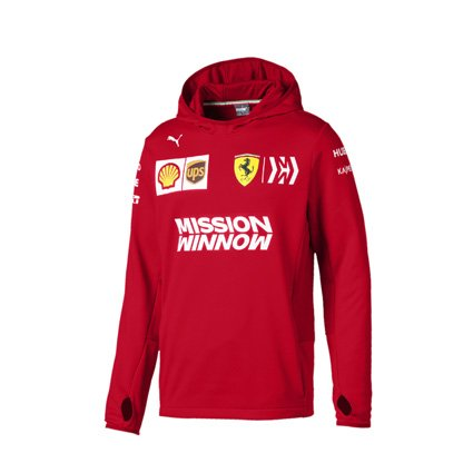 Scuderia Ferrari 2019 team technical fleece