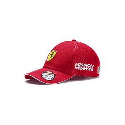 02929d2a259 Scuderia Ferrari 2019 Team polo shirt · Scuderia Ferrari 2019 Sebastian  Vettel cap