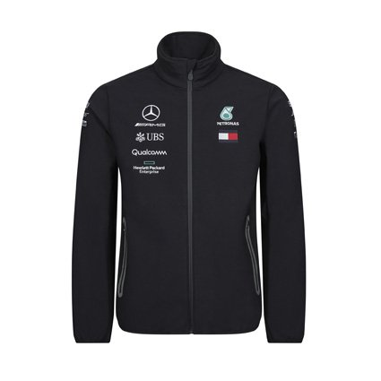 Mercedes-AMG Petronas Motorsport 2019 softshell jacket
