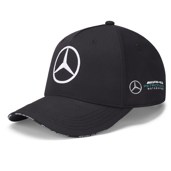 Mercedes-AMG Petronas Motorsport 2020 Team cap in black
