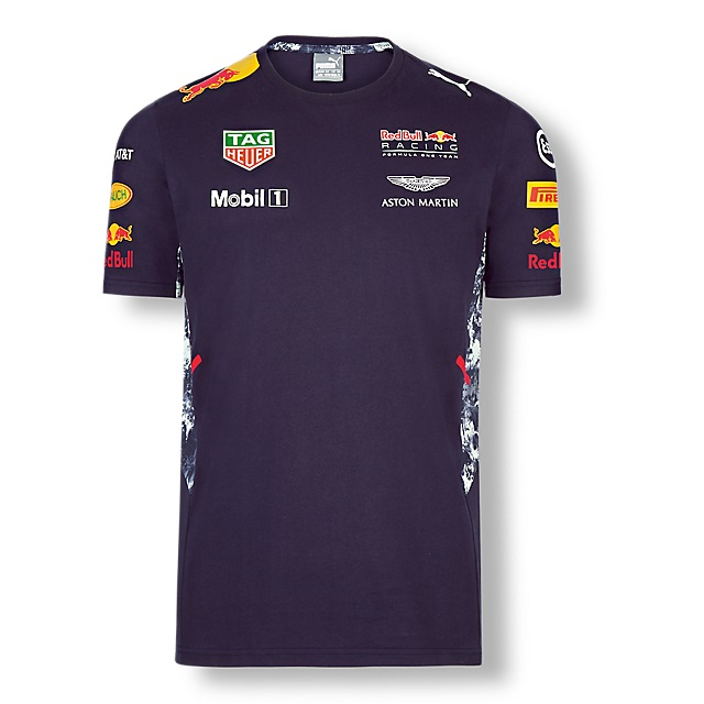 Red Bull 2017 Team T-Shirt