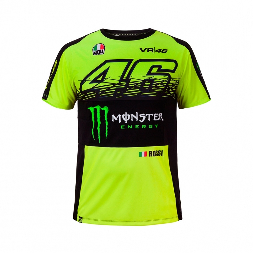 2017 Rossi Monster T-Shirt
