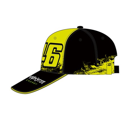 2018 Rossi Monster Sponsor Cap