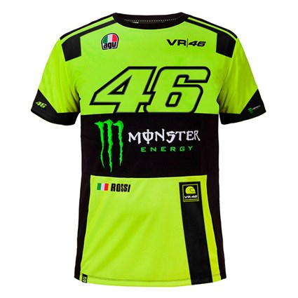 2018 Rossi Monster T-Shirt