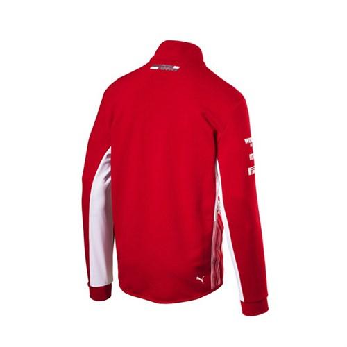 589b07c55071 Scuderia Ferrari 2018 Team Half Zip FleeceAlternative Image1