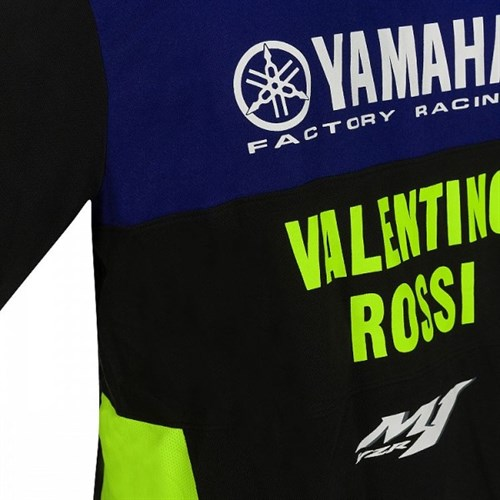 Valentino Rossi Vr46 2019 Yamaha Polo Shirt
