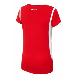 Ferrari Race ladies T-shirt in redAlternative Image1