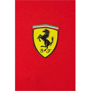 Ferrari Mens V-neck T-shirt - RedAlternative Image2