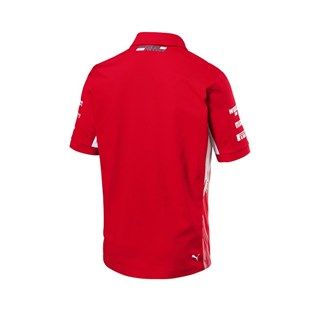 Scuderia Ferrari 2018 Team Polo ShirtAlternative Image1