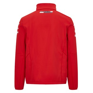 Scuderia Ferrari 2020 Team soft shell jacket in redAlternative Image1