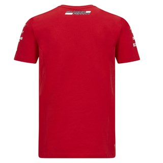 Scuderia Ferrari 2020 Team T-shirt in redAlternative Image1