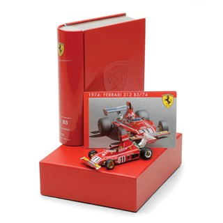 IXO Ferrari 312B3/74 C.Regazzoni #11 Winner 1974 Nurburgring 1:43Alternative Image2