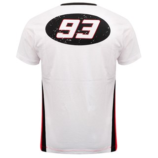 Marquez 2016 93 T-shirt in black/red/whiteAlternative Image1