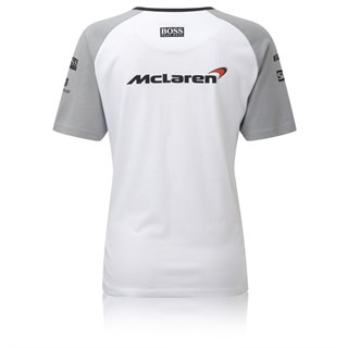 McLaren Button ladies T-shirtAlternative Image1