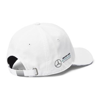 Mercedes-AMG Petronas Motorsport 2019 Team cap in whiteAlternative Image1