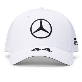Mercedes-AMG Petronas Motorsport 2020 Team Kids cap in whiteAlternative Image1