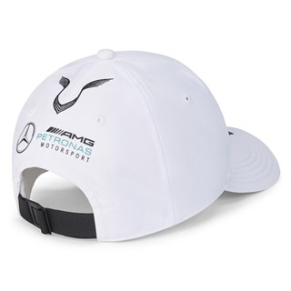 Mercedes-AMG Petronas Motorsport 2020 Team Kids cap in whiteAlternative Image2