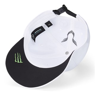 Mercedes-AMG Petronas Motorsport 2020 Team Kids cap in whiteAlternative Image3