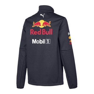 Aston Martin Red Bull Racing 2019 Team softshell jacket in navyAlternative Image1