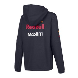 Aston Martin Red Bull Racing 2019 hoody in navyAlternative Image1