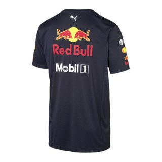Aston Martin Red Bull Racing 2019 Team T-shirt in navyAlternative Image1