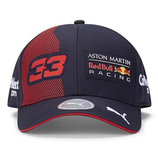 Aston Martin Red Bull Racing 2020 Max Verstappen cap in navyAlternative Image1