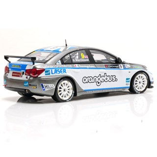 Spark Chevrolet Cruze 1.6T - 2013 WTCC - #9 A. MacDowall 1:43Alternative Image1