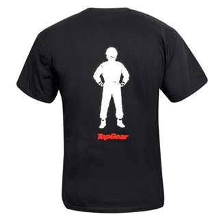 Top Gear 'I am The Stig' short sleeved T-shirt Alternative Image1