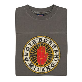 Retro Legends Ruote Borrani T-sweat in greyAlternative Image1