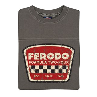 Retro Legends Ferodo T-sweat in greyAlternative Image1