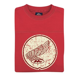 Retro Legends The Wing T-sweat in redAlternative Image1