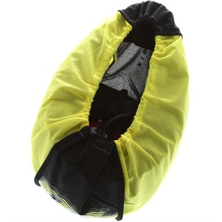 Rossi Edge helmet bag in yellowAlternative Image1