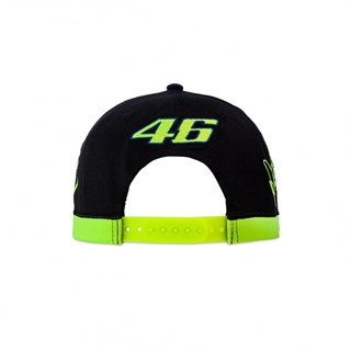 Rossi 2017 The Doctor Vale Cap BlackAlternative Image1