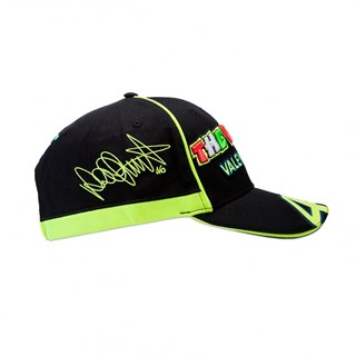 Rossi 2017 The Doctor Vale Cap BlackAlternative Image2