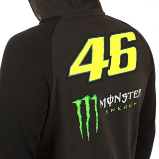 Rossi 2018 Monster hoodie in dark greyAlternative Image1