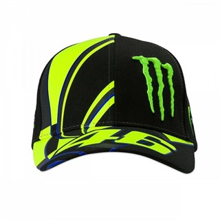 Valentino Rossi VR46 2019 Monster cap in blackAlternative Image1